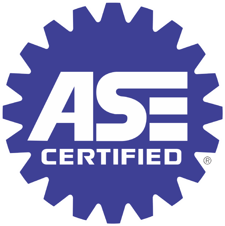 ASE Certified Master Technicians