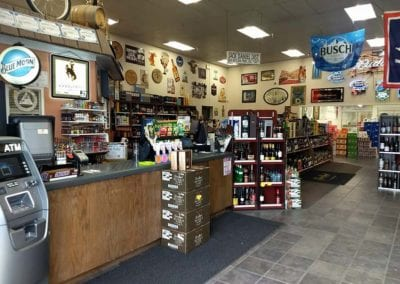liquor store Wyoming