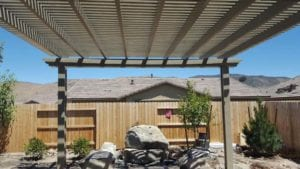 Get a beautiful, full-functioning patio cover for your yard in Fallon, NV from All Out Patio Sollutions.