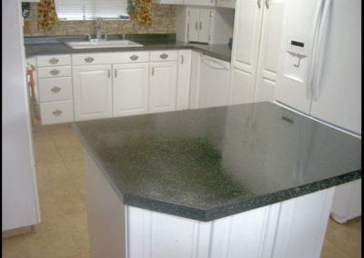 Kitchen Cabinet & Countertop Refinishing 1